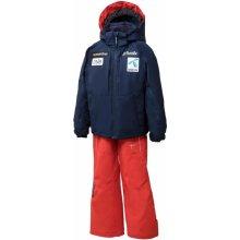 Phenix Norway Alpine Ski Team Replica Two-Piece Suits (Sponsor badge) - NV1(RD)