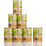 Yoggies krůtí konzerva s batáty 7 x 400 g