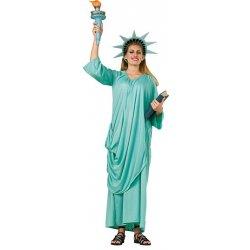 Karnevalový kostým Karnevalový kostým Socha Svobody