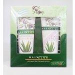 OlivAloe ® Natural cosmetics Krém na ruce + Krém na nohy 2 x 100 ml dárková sada