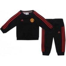 Adidas Man Uunited Football Club Jogger Suit Infants Black
