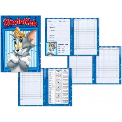 MFP Úkolníček A6 Tom a Jerry Paper