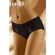 Wolbar kalhotky eco-RO černá