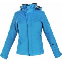 Hi Tec Lady Lille dámská zimní bunda s kapucí modrá