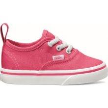 e29d8554e03 Vans TD Authenitc Elastic hot pink true VA38E880A růžová