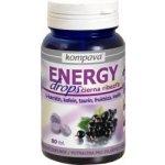 Energy Drops černý rybíz 80 tablet