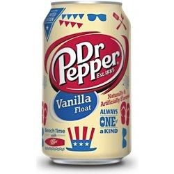 1e441114433 Dr Pepper USA Vanilla Float 355ml limonáda a ledový čaj - Nejlepší ...