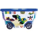 CLICS Rollerbox 400 dílků modrý