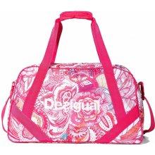 Desigual sportovní taška L Bag P Paisley