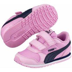 8f4f3cfcc78 Dětská bota Puma St Runner v2 Nl V Inf 365295 07 Orchid Peacoat