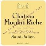 Moulin Riche Moulin Riche Cru Bourgeois / SaintJulien červené 2010 0,7 l