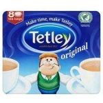 Tetley Tea Bags 250 g