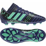 Adidas Nemeziz Messi 17.3 FG Mens Ink/AeroGreen