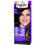 Palette Intensive Color Creme odstín W 2 Tmavě čokoládový barva na vlasy