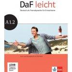 DAF leicht A1.2 - ubungsbuch KB  DVD