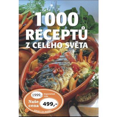 1000 receptů z celého světa