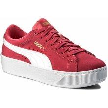 PUMA - Vikky Platform Jr 366485 01 Paradise Pink/Puma White