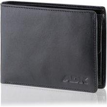 Pánská peněženka Tripolis, černá DK-086