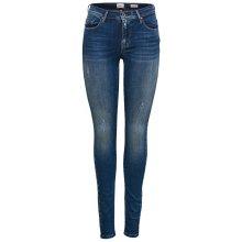 50f3f21aa6c Only Dámské džíny Shape Reg SK DNM Jeans REA4488 Noos Dark Blue Denim