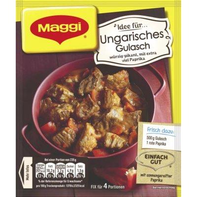 Maggi Idee maďarský guláš pro 4 porce, 56g