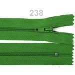 Zip spirálový 3mm 16cm č.238