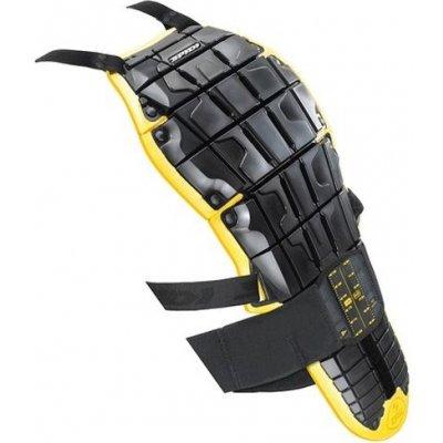 Páteřový chránič SPIDI Back Warrior EVO 165/190 - černý/žlutý