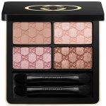 Gucci Eye oční stíny 50 Rose Quartz Magnetic Color Shadow Quad 5 g