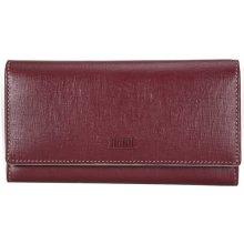 Mano dámská kožená peněženka 20208 červená