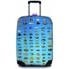 Obal na kufr SUIT Suitcover 9072 Aquarium
