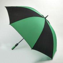 Fulton pánský deštník Cyclone 1 BLACK / GREEN S837