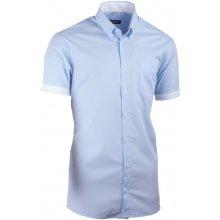 Modrá košile Assante vypasovaná 40416