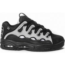 OSIRIS D3 2001 Black/White/Lt. Grey (2513)