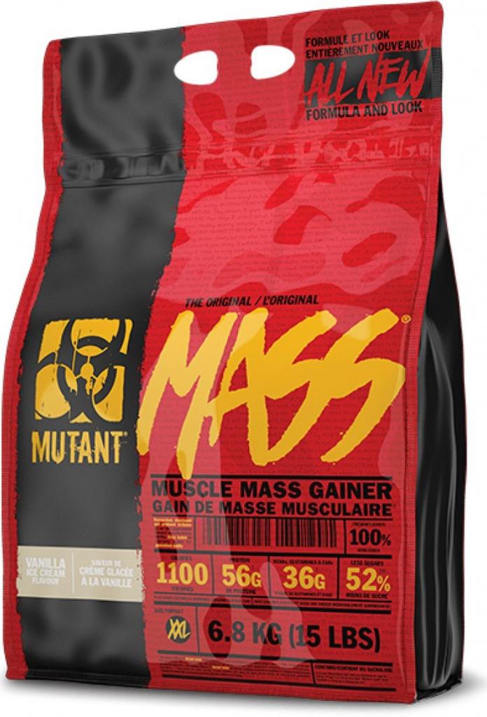 Recenze PVL Mutant Mass 6800 g