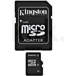 Kingston microSDHC 8GB Class 4 SDC4/8GB