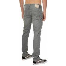 Mavi Yves Gray Berlin pánské jeansy šedé
