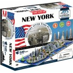 ConQuest 4D Cityscape puzzle Time Panorama New York