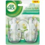 Air Wick elektrický osvěžovač vzduchu bílé květy 19 ml