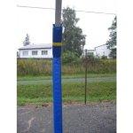 Ochranný kryt na streetbalovou konstrukci