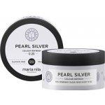 Maria Nila Colour Refresh Pearl Silver 0.20 vyživující maska s barevnými pigmenty 100 ml