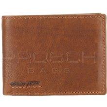 Greenburry Kožená peněženka 686-24 Cognac