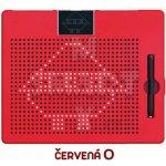 MagPad BIG 713 kuliček Barva Červená