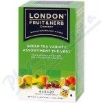 LHF Čaj variace zelených čajů 4 druhová 20 x 2 g