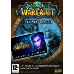 World Of Warcraft 60 Days Game Card Od 489 Kc Heureka Cz