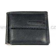 Dolarovka Intarsia pánská kožená peněženka