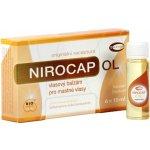 Topvet Nirocap OL Pro mastné vlasy ampule 6 x 15 ml