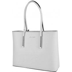 Flora   Co Paris kabelka F5717 šedo-bílá alternativy - Heureka.cz 7e42e21eaf