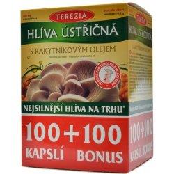 Terezia Hlíva ústřičná s rakyt.olejem 100+100 kapslí