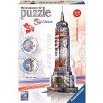 Ravensburger 3D puzzle Big Ben vlajková edice 216 dílků