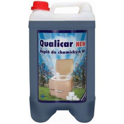 STACHEMA Přípravek do chemických WC QUALICAR NEW 5L