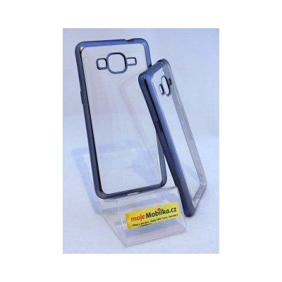 Pouzdro Bumper TPU Samsung Galaxy G530 G531 Grand Prime Šedé